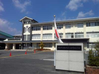 岡山県立岡山大安寺中等教育学校