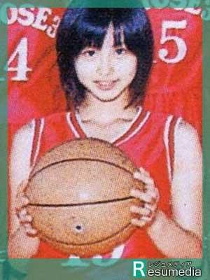 堀北真希 中学 バスケットボール