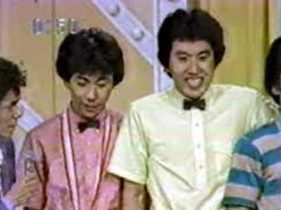 石橋貴明 お笑いスター誕生!!