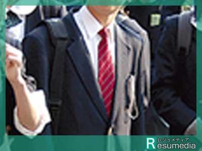 高崎中学校制服参考画像