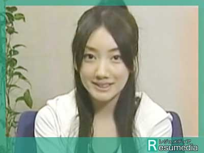 波瑠 高校生16歳
