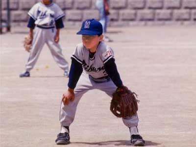 小泉進次郎 小学校時代 野球
