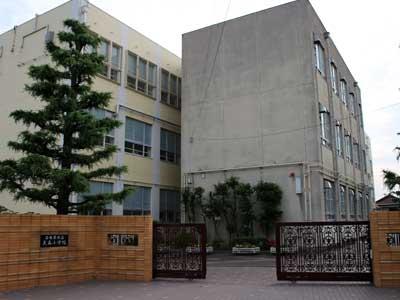 平野紫耀 大森小学校