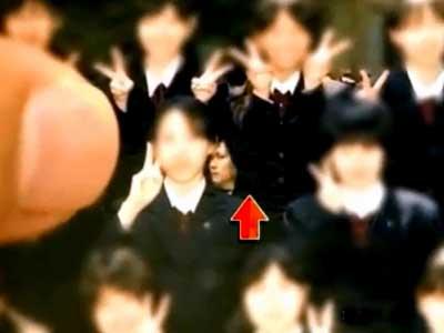秋元真夏 中学 修学旅行 心霊写真
