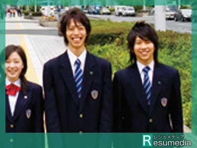 クラーク記念国際高等学校 制服