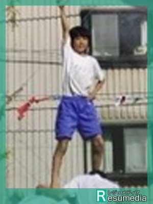 成田凌 小学校6年生 運動会