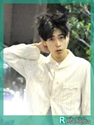 成田凌 専門学校時代 髪型