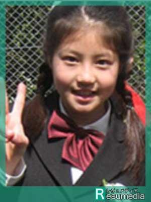 今田美桜 小学校卒業式