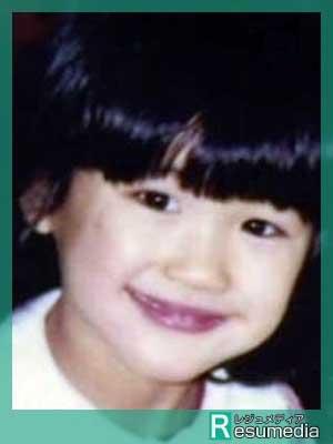 綾瀬はるか 幼少期 4歳
