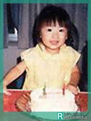 北川景子 幼少期 2歳