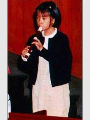 北川景子 小学生時代