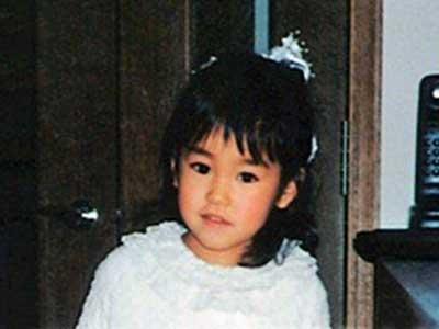 桐谷美玲 幼少期 3歳
