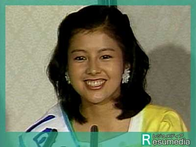 沢口靖子 若い頃