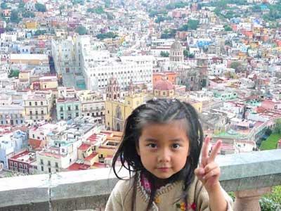 上白石萌歌 メキシコ時代
