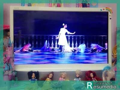 ぺこ 小学校 クラシックバレエ