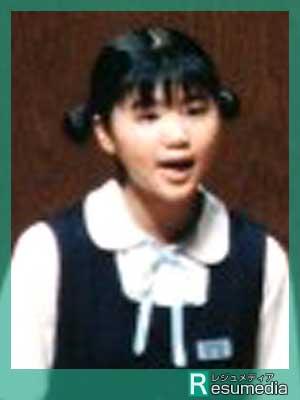 吉岡聖恵 中学生 合唱部
