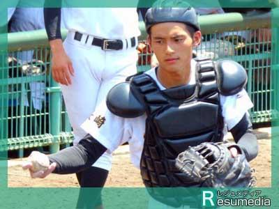 岡田健史 野球部時代
