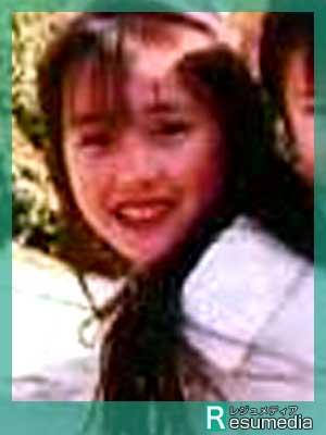 戸田恵梨香 小学校 8歳