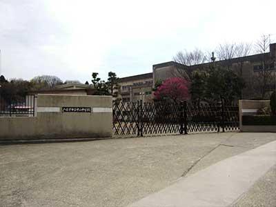 八王子市立中山中学校