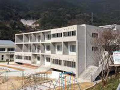 奈良尾町立奈良尾小学校