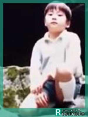 田中圭 小学生時代
