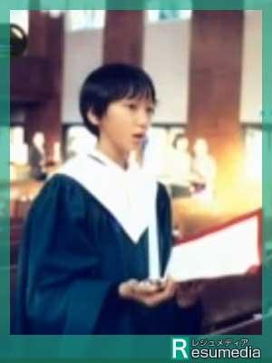杏 小学生時代 聖歌隊