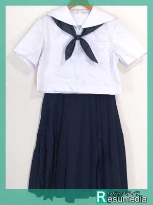筑紫女学園高等学校 制服参考画像