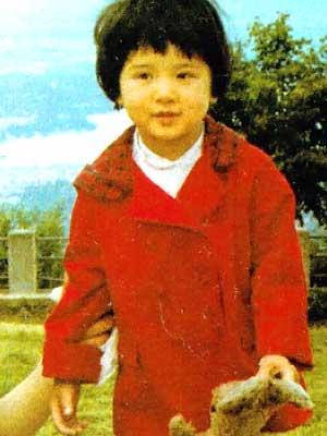 雅子様 幼少期 1966年