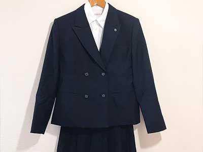 大阪府立東住吉高等学校の制服参考画像