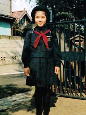 雅子さま 小学生時代 3年生