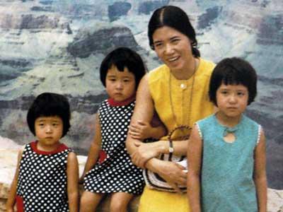雅子様 幼稚園 1969年 グランド・キャニオン