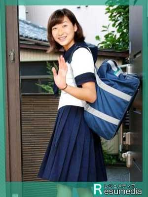 池江璃花子 中学時代