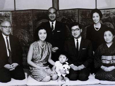 雅子様 幼少期 1965年夏