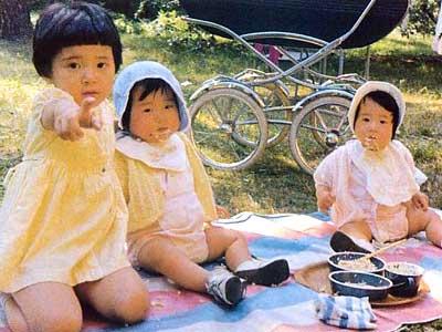 雅子様 幼少期 1967年夏