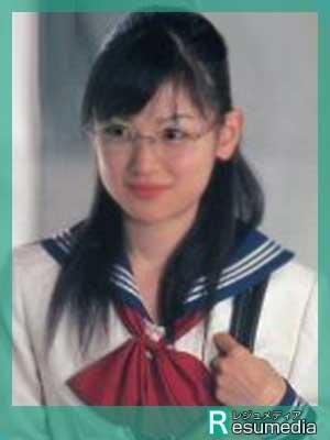 泉里香 中学生時代