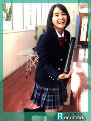 葵わかな 中学卒業