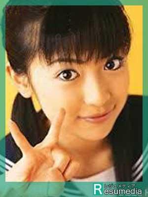 泉里香 CD デビュー中学生時代