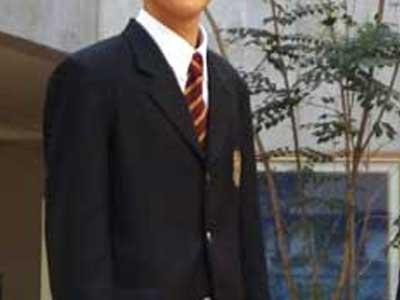 杉並学院高校の制服
