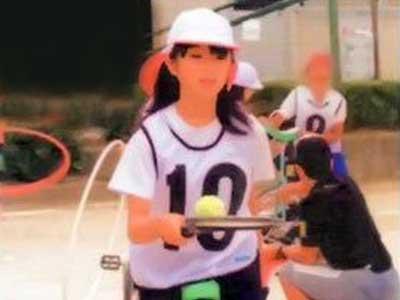 与田祐希 小学生時代
