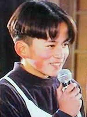 岡田准一 中学生時代