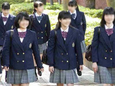 立川女子高等学校の制服参考画像