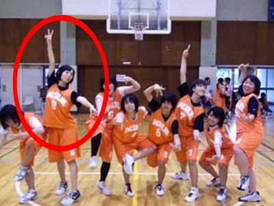 おのののか 高校時代 バスケットボール部