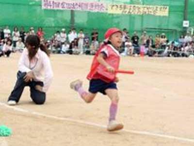 紀平梨花 運動会