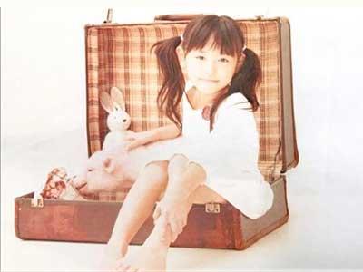 福原遥 小学校時代 6歳