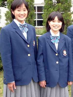 渋谷教育学園幕張高等学校制服