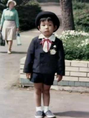 西島秀俊 卒アル 幼稚園時代