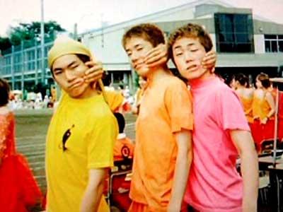 NAOTO 高校時代