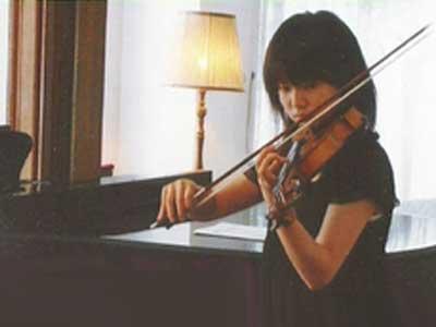 弘中綾香 高校時代 1年生