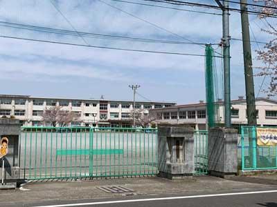 岐阜市立早田小学校