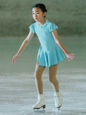 佳子さま 小学生時代 フィギュアスケート